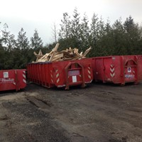 Container samling